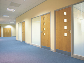 office refurbishment and partitioning